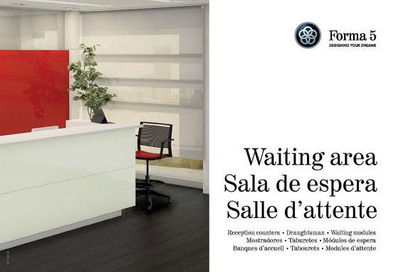 Forma 5 - Waiting area