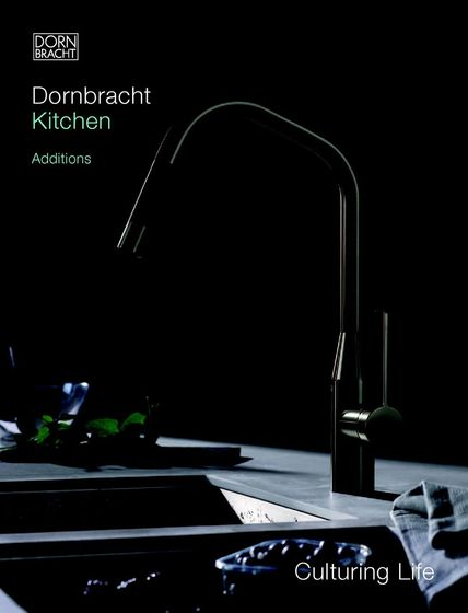 Dornbracht Additions Kitchen 2015