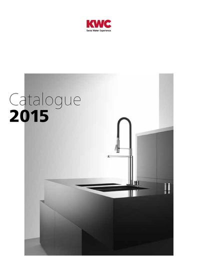 KWC Catalogue 2015/2016