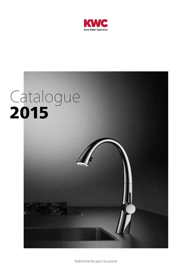 KWC Catalogue – Cuisine 2015/2016