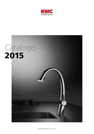 KWC Catalogo - Cucina 2015/2016