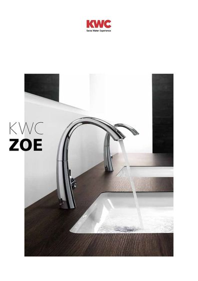 KWC ZOE Bath/Kitchen 2015/2016