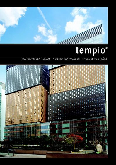 tempio | ventilated façades