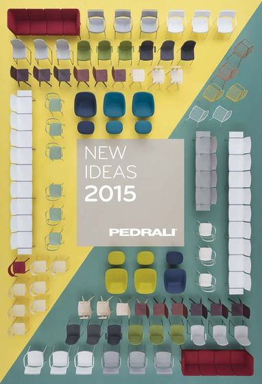 Pedrali New Ideas 2015