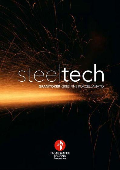 Steeltech   Granitoker
