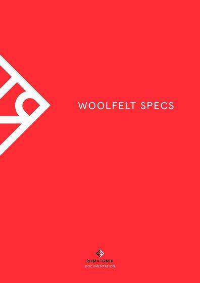 Woolfelt Specs