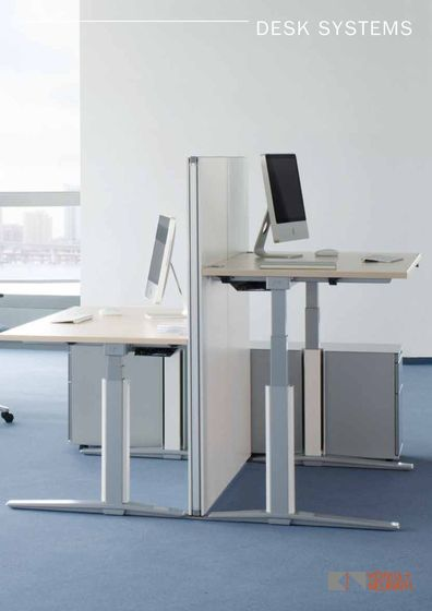 Desk Systems Catalogue 2015
