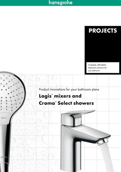 Hansgrohe Project Brochure 2014
