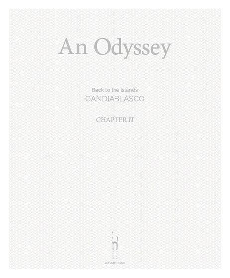 GANDIABLASCO 2016 | An Odyssey Chapter II