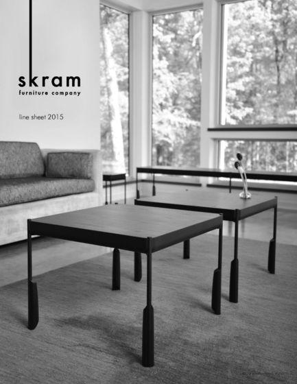 skram 2015 line sheet