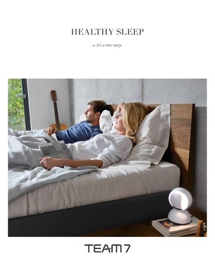 Healthy sleep 2015