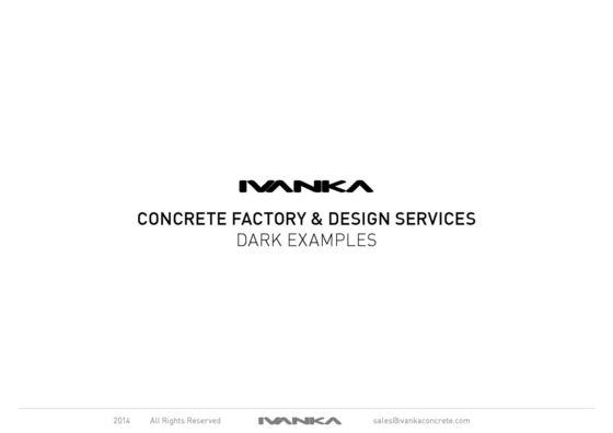 Ivanka | Dark Examples