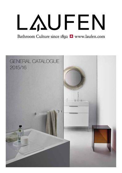 Laufen – General Catalogue en 2015