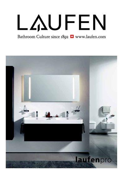 Laufen – Pro Brochure 2015