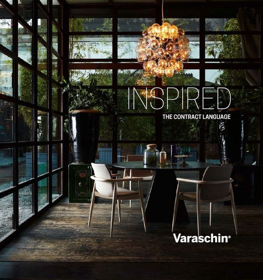 Varaschin Catalog Inspired 2015