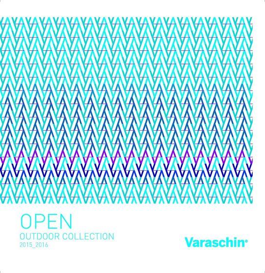 Varaschin Catalog Open Outdoor 2015