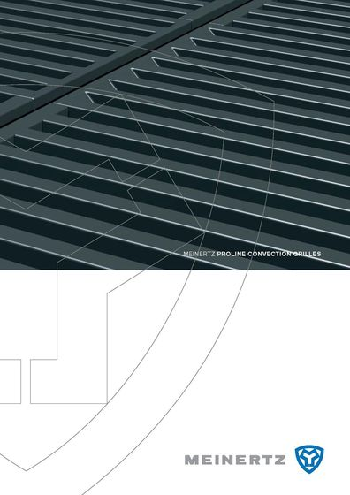 Proline Convection Grilles