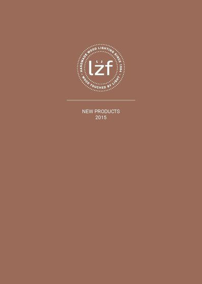 LZF New Products 2015