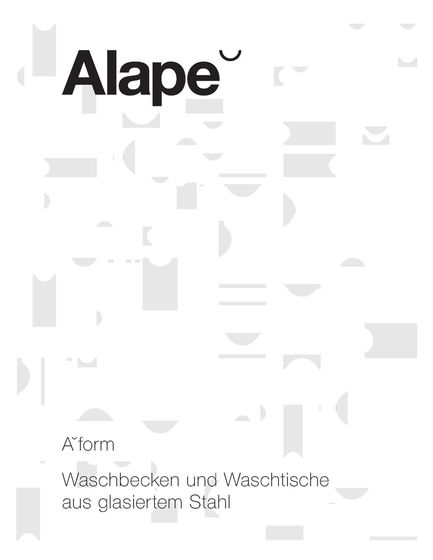 Alape AˇForm