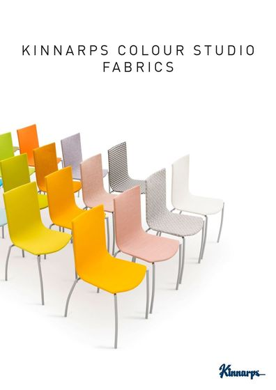 Kinnarps Colour Studio Fabrics