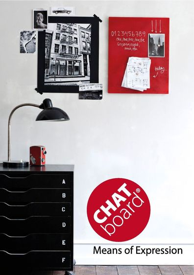 CHAT BOARD Catalogue 2014