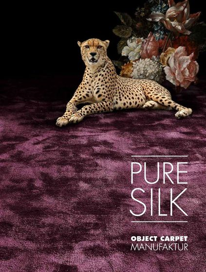 Object Carpet Pure Silk | Pure Wool