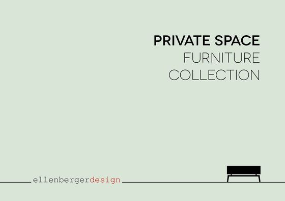 PRIVATE SPACE Möbelkollektion