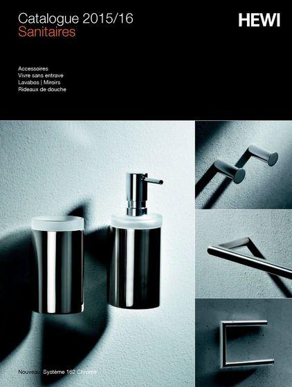 Catalogue 2015/16 Sanitaires