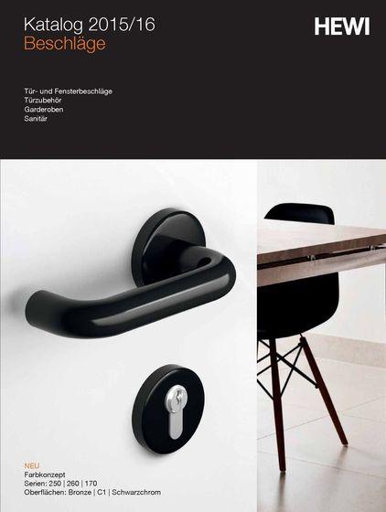 Katalog 2015/16 Beschläge