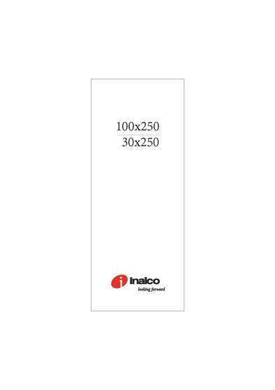 New Format 100x250 / 30x250 cm