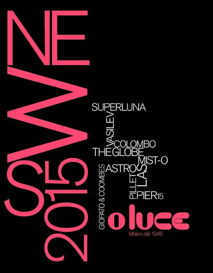 Oluce News 2015