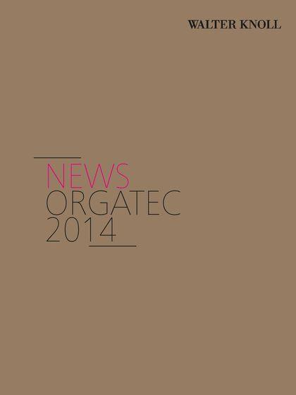 Walter Knoll News Orgatec 2014