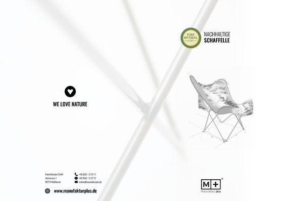 Manufakturplus | Nachhaltige Schaffelle