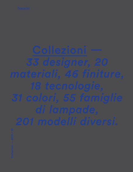 Foscarini Collection 2015