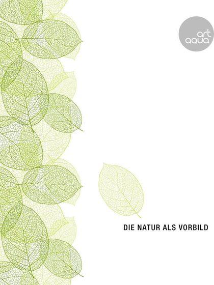 art aqua - Die Natur als Vorbild