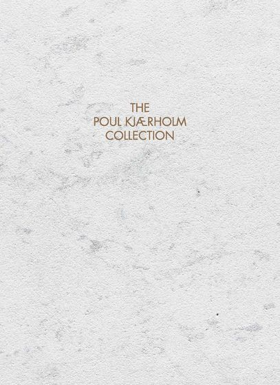 The Collection Poul Kjaerholm 2015