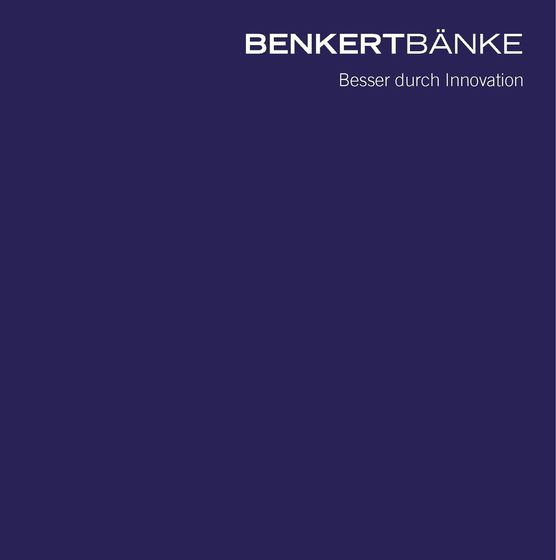 BENKERT-BAENKE products, collections and more   Architonic