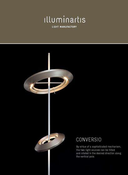 Illuminartis Conversio Stehleuchte 2015