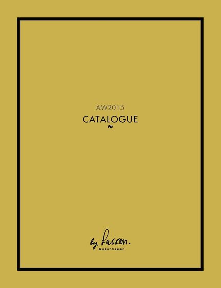 AW2015 Catalogue