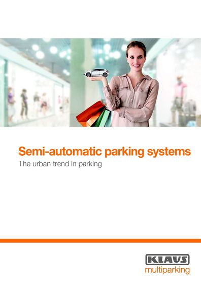 Semi-automatic parking systems