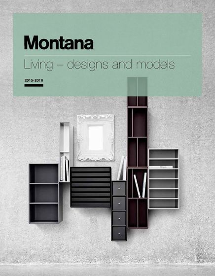 Montana Living - designs and models 2015/2016