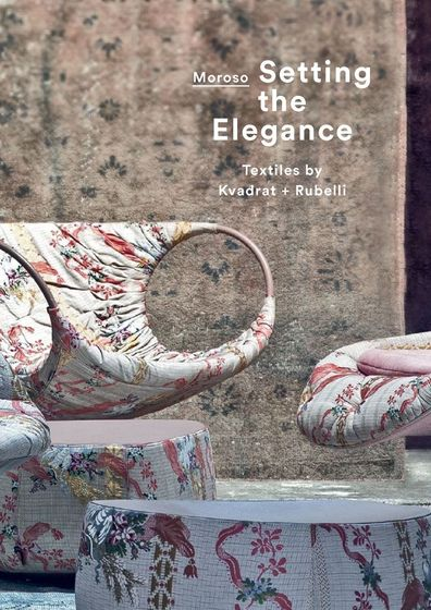 Setting the Elegance | Textiles by Kvadrat + Rubelli