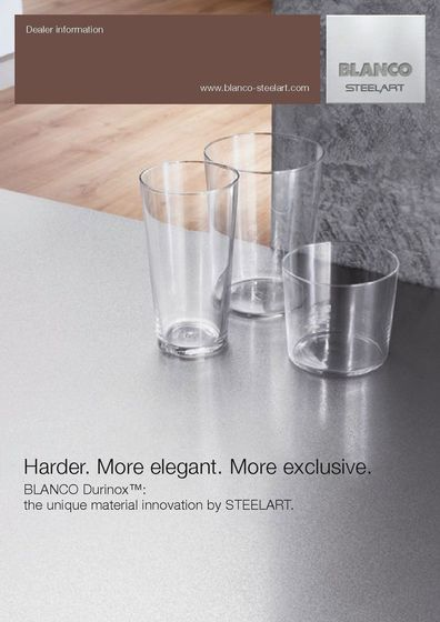 BLANCO Durinox Catalogue