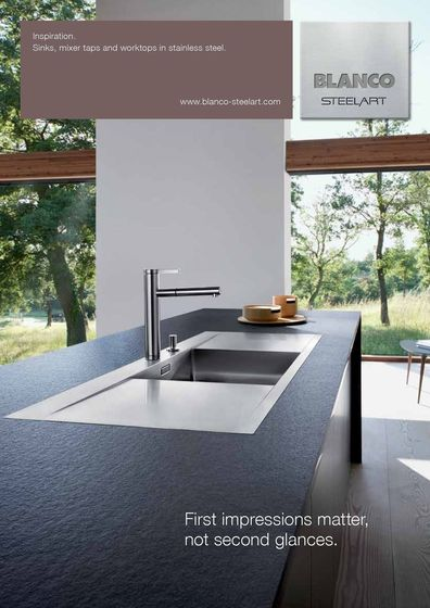 BLANCO Steelart Catalogue