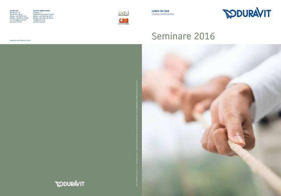 Seminare 2016
