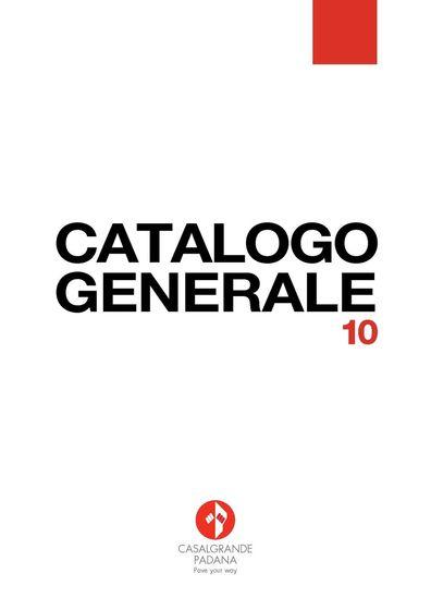 Catalogo Generale #10