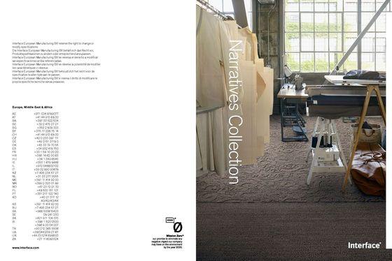 Interface - Narratives Collection