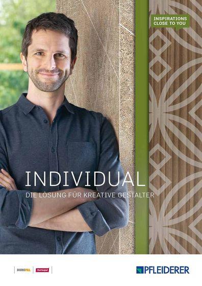 Pfleiderer Individual | Die Lösung für kreative Gestalter