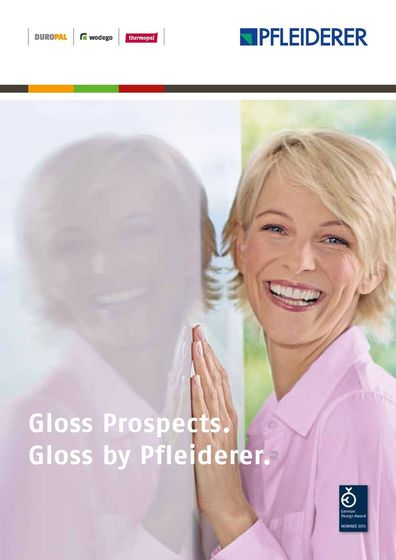 Gloss Prospects | Gloss by Pfleiderer