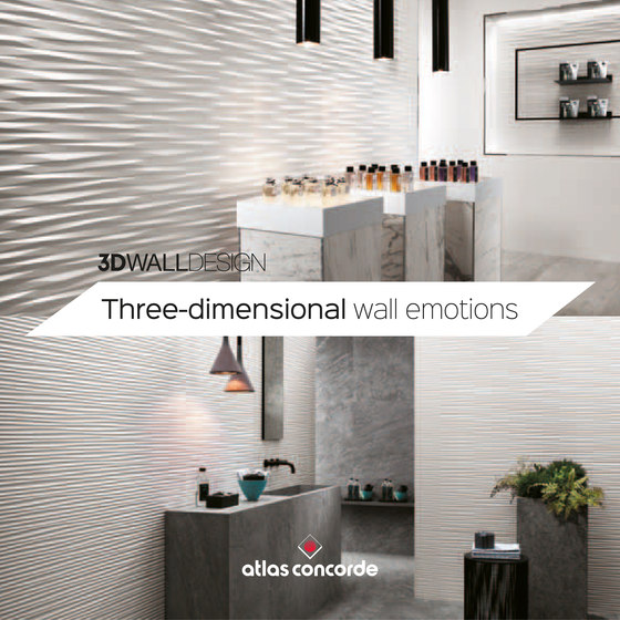 Three-dimensional wall emotions